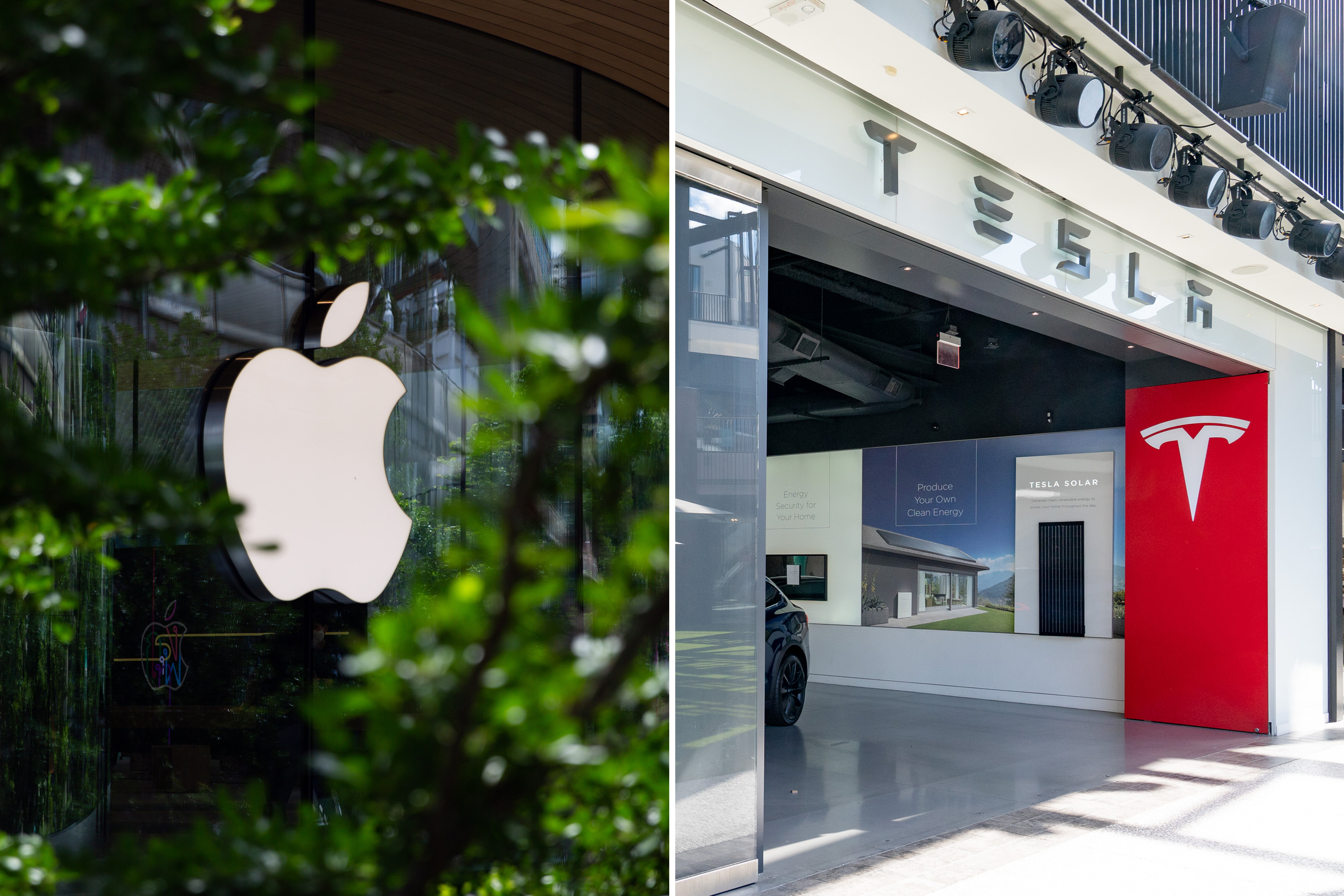 Apple And Tesla S Stock Splits What To Know Money