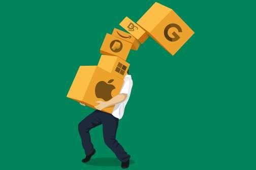 Congratulations! You Won Big Betting on Tech Stocks. Now Start Selling Them