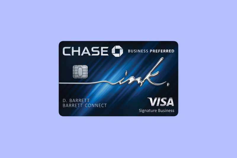 chase ink business preferred credit card card review  money