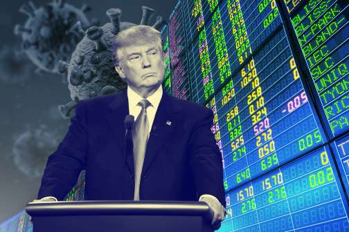 Trump's Positive COVID-19 Test Is Rattling Markets. Where Are Stocks Headed Next?