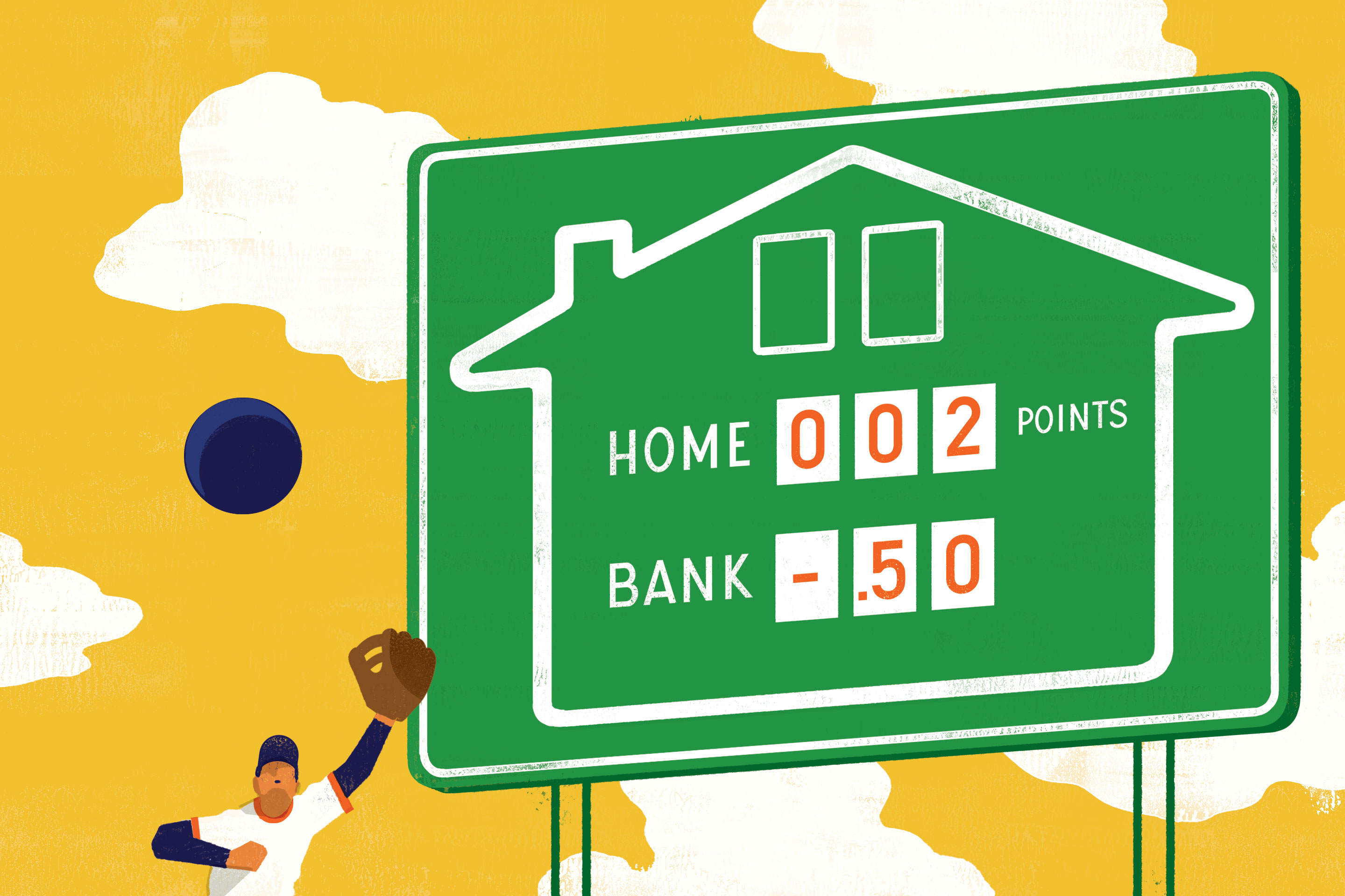 Buying Mortgage Points Can Lower Your House Payments. But What the Heck Are They?