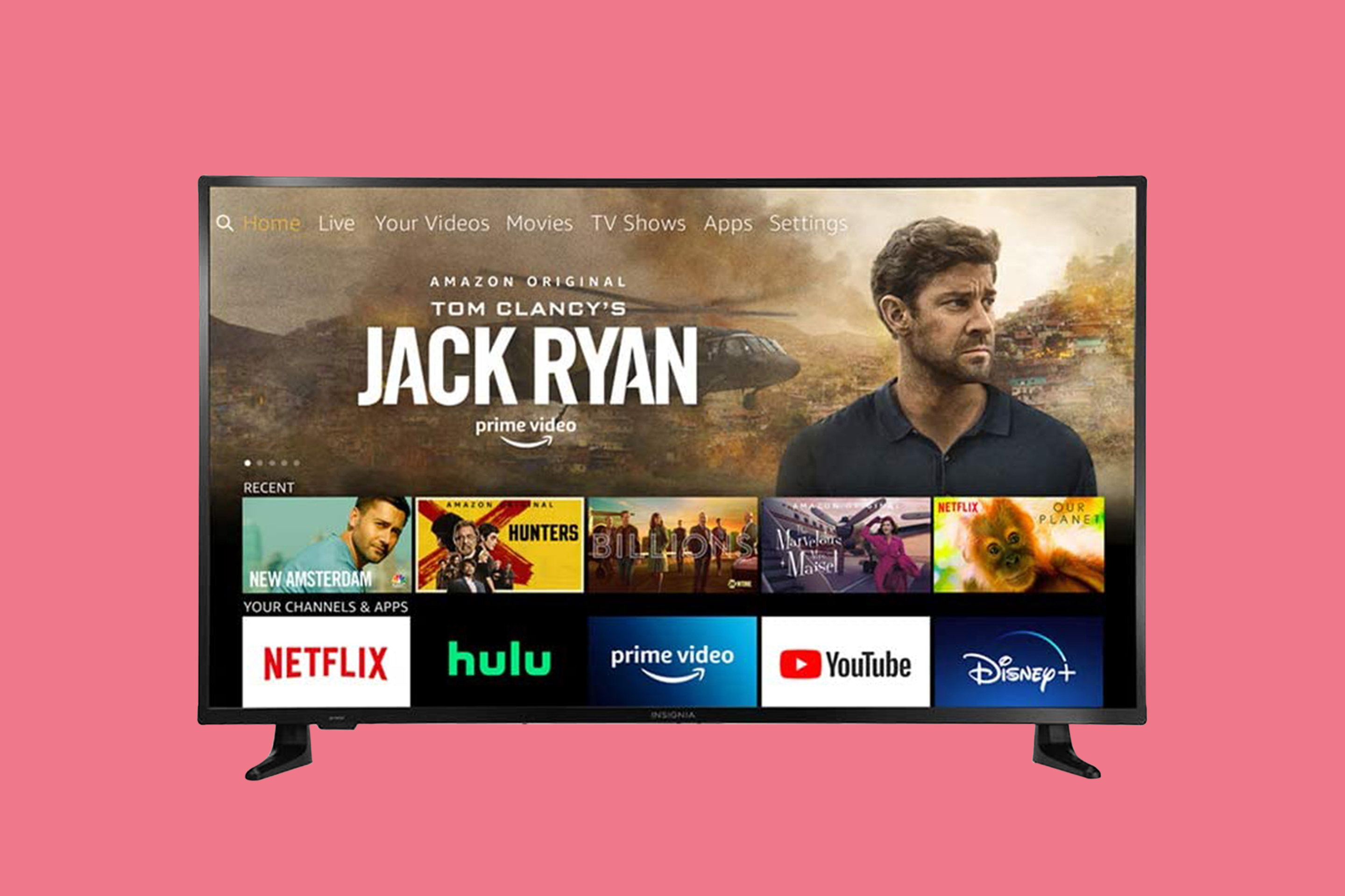 The Best Amazon Prime Day Deals on TVs and Tablets