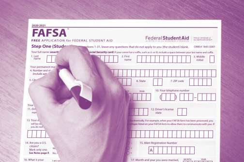 Congress Just Made It a Lot Easier to Apply for Financial Aid