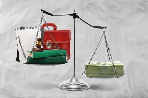 Want to Be a Lawyer? You May Have to Take on More Than $150,000 in Debt