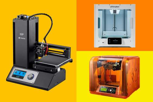 The Best 3D Printers for Your Money