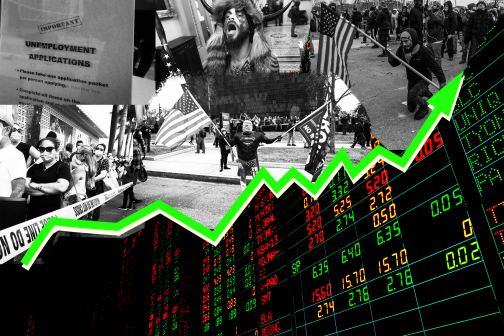 Why Doesn't the Stock Market Care About All the Bad News?
